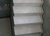 מדרגות משיש חברון
