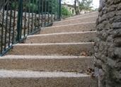מדרגות מגרנוליט